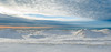 Temperature Range (Aaron Springer) Tags: michigan northernmichigan lakemichigan thegreatlakes lakeshore shoreline shelfice snow ice winter clouds sky outdoor nature landscape