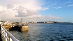 Tide rising (PAUL YORKE-DUNNE) Tags: rwy plymouthsound rivertamar tidal