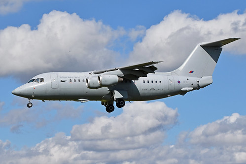 British Aerospace BAe 146 C.3 'ZE707'