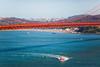 That Bridge Again (Thomas Hawk) Tags: 75thbirthdaygoldengatebridge america batteryspencer california goldengatebridge marin marinheadlands sanfrancisco usa unitedstates unitedstatesofamerica boat bridge millvalley us fav10 fav25