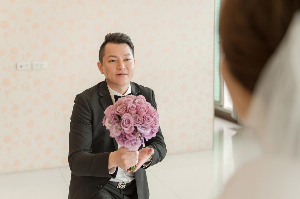 婚攝 高雄林皇宮 婚宴 時尚氣質新娘現身 S & R 060