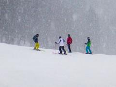 P1020416.jpg (MJFear) Tags: alpine chamonix holiday leshouches montblanc skiing snowsports france snow winter