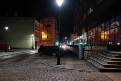 Ząbkowcie Śl. Poland (Król Paweł) Tags: city miasto dolnyśląsk poland polska ziemiaząbkowicka ząbkowiceślaskie sony a6000 sigma 16mm f14 night