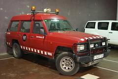 Bombers de Caldes de Montbui (bleulights) Tags: bombers de caldes montbui 40390 nissan patrol bomberos firefighters rescue feuerwehr vigili del fuoco pompiers suhiltzaileak straz pozarna