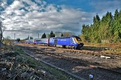 43031 (stavioni) Tags: fgw gwr hst first great western railway high speed train inter city intercity 125 diesel class43 power car