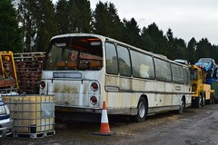 PCG888G (PD3.) Tags: aec reliance plaxton elite pcg888g pcg 888g coliseum coaches coach england uk bus buses psv pcv flexford north baddersley chandlers ford hampshire hants classic preserved