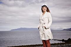 Vala (LalliSig) Tags: stúdent útskrift útskriftarmyndataka outdoor reykjavík portrait portraiture iceland photographer people ocean akrafjall