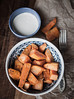 Sweet potatoes (Ola *) Tags: foodphotography food potatoe sweetpotatoe baking baked foodphoto