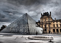 The Louvre (M_Strasser) Tags: louvre paris olympusomdem1 olympus frankreich france