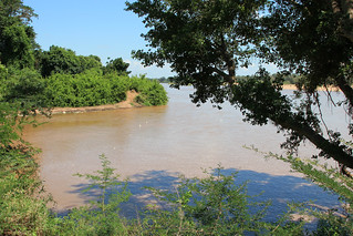 Luvuvhu & Limpopo confluence - South Africa