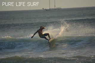 Pure Life in Playa Grande