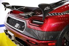 IMG_3178: Koenigsegg Agera RS (i_am_lee_sam) Tags: michelin agera rs hypercar supercar koenigsegg naias north american international auto show detroit mi cobo center