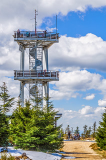 Observation tower (Smrek)