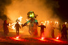 _Q2A7923 (Photography by David Preston) Tags: fire festival imbolc marsden pagan ritual winter spring greenman jackfrost fireworks