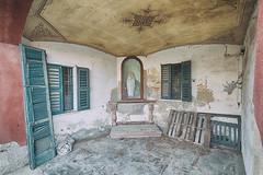 Ave Maria (Attilio Frignati) Tags: abandoned abbandono urbex urbanexploration ruined decay