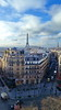 271 Paris Janvier 2018 - les toits de Paris vus depuis la terrasse du 50 avenue des Champs-Elysées (paspog) Tags: paris janvier januar january 2018 toits roofs decken champselysées
