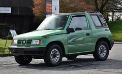 Suzuki Sidekick Special Edition (Custom_Cab) Tags: suzuki sidekick special edition 4x4 4wd 4 four wheel drive suv truck utility vehicle canada canadian gmc geo chevrolet tracker asuna pontiac sunrunner