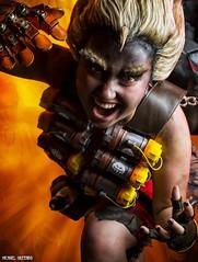 Junkrat take 3... (Ring of Fire Hot Sauce 1) Tags: cosplay junkrat overwatch kennyletelier sdcc sandiegocomiccon