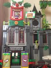 Arkham Asylum / Joker Land (David$19) Tags: arkhamasylum jokerland dc lego legodc moc legomoc dccomics joker dcsuperheroes dcvillains arkham asylum legophotos legopictures legophotographer legocustom legophotography