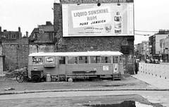 "Ex London transport ""Diddler"" trolleybus top deck cafe Aldgate London. (Ledlon89) Tags: london bus buses transport lt lte lptb londontransport londonbus londonbuses vintagebuses oldbuses aec"