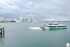 Leaving Devonport (A. Wee) Tags: auckland newzealand nz 奥克兰 新西兰 devonport jetty
