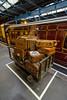 National Railway Museum, York (alh1) Tags: nationalrailwaymuseum england nrm northyorkshire york luggage