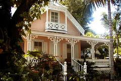 Key West house (Alfredo Liverani) Tags: olympus c900z olympusc900z usa keywest florida odcnowords nowords odc giardino architettura