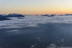 DSC_7473 (www.figedansletemps.com) Tags: dentdecrolles chartreuse coucherdesoleil merdenuage grésivaudan montagne mountain alpes alps isère france montblanc belledonne grenoble