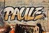 PAULE (TheGraffitiHunters) Tags: graffiti graff spray paint street art colorful nj new jersey camden legal wall mural paule