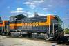 IHB NW2 8738 (Chuck Zeiler) Tags: ihb nw2 8738 railroad emd locomotive norpaul franklinpark giballbach chz