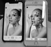 Iphone  X  vs 6s plus screen size (mrksaari) Tags: phonecam lg g4 iphone 6s plus x 10 screen size bw comparison