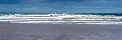 White Horses of the North Sea (Half A Century Of Photography) Tags: white horses north sea northumberland england bamburgh pentax pentaxkr pentaxdal weather