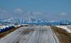 _DSC8839 (barrypphotos) Tags: white winter landscape gravel backroad rural southern alberta clouds blue sky