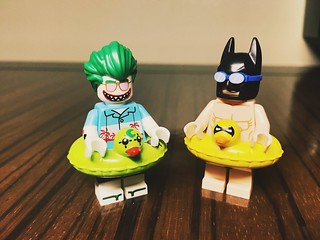 Best pal #legobatmanmovie #legominifigures #legolover #legobricks #legojoker #legobatman #brickcentral #toyinstagram #legofan #thejoker #thedarknight