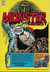 Monster Series Book And Record Sets ( Power Records 1974 ) (Donald Deveau) Tags: record powerrecords bookandrecordset manthing dracula werewolf frankenstein universalmonsters monstermovie 45rpm monsters comicbook marvelcomics