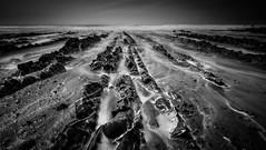 Welcomouth b/w (paullangton) Tags: monochrome blackandwhite contrast canon beach shore long rocks waves seascape nature longexposure leefilters surf coast 7dmk2 skancheli