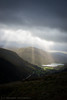 Hail storms, strong winds and sunshine, Wales.... (tommerchant1) Tags: sun sunrays sunshine storm stormclouds clouds talyllyn lake cadair cadairidris cad wales bbccymru cymru northwales countryside weather ukweather countryfile snow hail