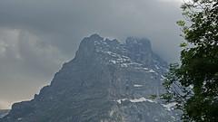 2014.06.20.145 GRINDELWALD - l'Eiger (3970m) (alainmichot93 (Bonjour à tous - Hello everyone)) Tags: 2014 suisse schweiz svizzera europe cantondeberne grindelwald alpesbernoises montagne sommet leiger nuages clouds nubes nuvens wolken nuvole