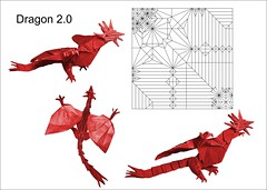 Dragon 2.0 (Mdanger217) Tags: max danger origami dragon 20 cp