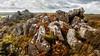 Dartmoor 08 (L I C H T B I L D E R) Tags: rocks stones steine felsen england sheepstor dartmoor hill hügel sky hiking climbing klettern wandern devon landscape landschaft himmel gras abhang ngc