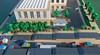 03 - [WIP] NMNH rebuild west side (wrtyler) Tags: lego architecture nationalmuseumofnaturalhistory nmnh nationalmall washingtondc micro microscale
