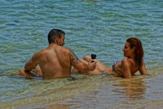 GoPro On the Beach