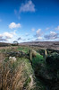 (Glen Parry Photography) Tags: glenparryphotography landscape countryside d7000 moor moorland nikon reservoir saddleworth sigma sigma1020mm uk walking field green blue clouds country