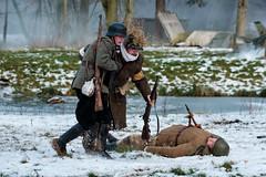 Eastern Prussia 1945 (The Adventurous Eye) Tags: prussia 1945 prusko eastern preussen ww2 second world war reenactment skalice 2018 201