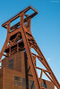 Rust and Blue (André Schlüter Photography) Tags: zeche zollverein förderturm pitheadframe ruhrgebiet ruhrpott nrw deutschland industriekultur weltkulturerbe unesco worldheritage nikon d750