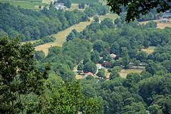 Virginia Overlook (craigsanders429) Tags: overlook virginia shenandoahvalley blueridgemountains trees houses