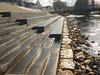 Liesertreppe (Jörg Paul Kaspari) Tags: wittlich platz an der lieser treppe stairs flus river liesertreppe sitzstufen treppenstufen