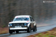 Legend Boucles 2018 (Guillaume Tassart) Tags: legend boucles spa bastogne sainthuber ford escort rain pluie forest race racing motorsport automotive