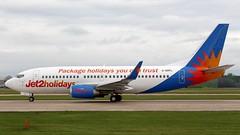 G-GDFL 737 Jet2 (COCOAJAMESON) Tags: aeroplane airport aviation avgeek airplane aviationgeek aircraft av8 airliner egcc manchesterairport manchester manairport man photography plane