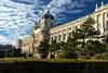Musée d'histoire de la Nature (elenas_1) Tags: autriche vienne capitale europe palais musée architecture hiver noël voyage tourisme ciel bâtiment arbre parc
